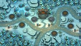 Snow location