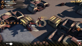 Fallen: A2P Protocol Alpha