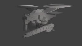 Chrysalis A.I. Weapon