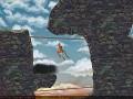 Tigra hanging/swinging