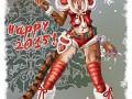 Tigra, Christmass Edition