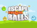 Escape from Balls