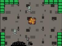 Crazy bomber screen shots