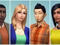 The Sims 4 Create A Sim All New Sims