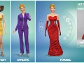 The Sims 4 Create A Sim Styled Looks