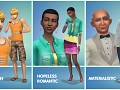 The Sims 4 Create A Sim Personality Traits