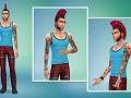 The Sims 4 Create A Sim Unique Sims