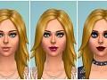 The Sims 4 Create A Sim Makeup