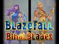 Blazefall Binalblades