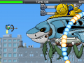 Screenshot - Robo Shark Mantis with bow and arrow