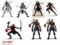 Main Character Concepts