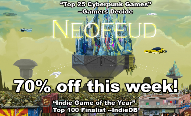 Neofeud 70% off