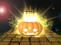 Jack-O-Lantern 3D
