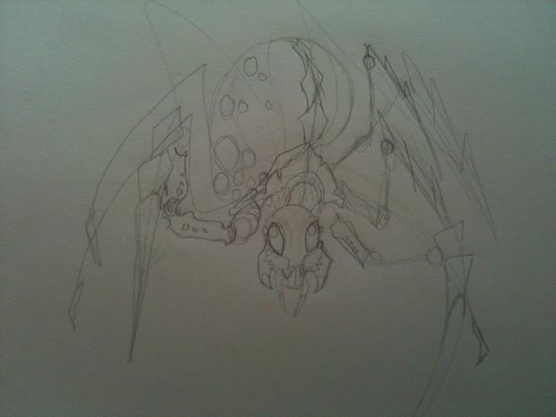 Dross Sketch