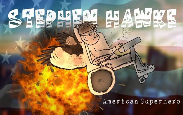 Stephen Hawke: American Superhero