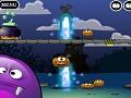 Pumpkin Jumpin - a halloween puzzle game