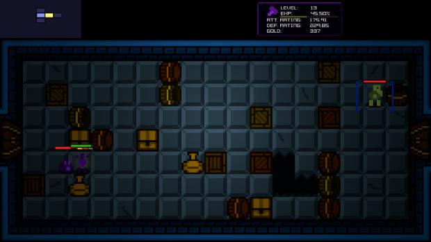 Dungeon 3: Yeti & Blob (3 days...)