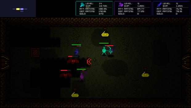 Dungeon 2, Multiplayer
