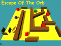 Escape of the orb