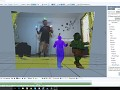 motion capture test