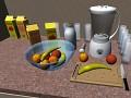 Blender, Fruit, Juice and stuff