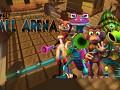 AstroMonkey: HitBall Arena
