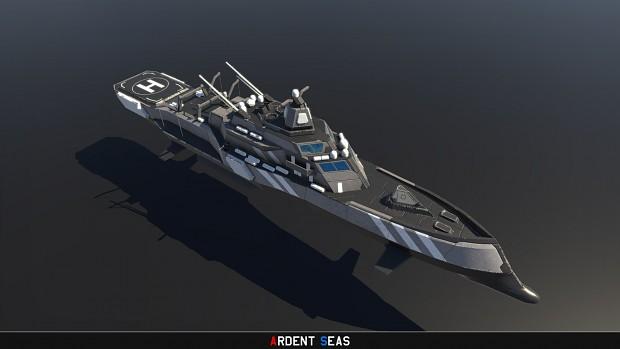 Incursus-class Commando Frigate