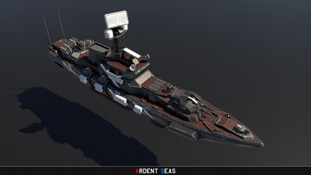 """Ranger"" Fighting Frigate, CN"