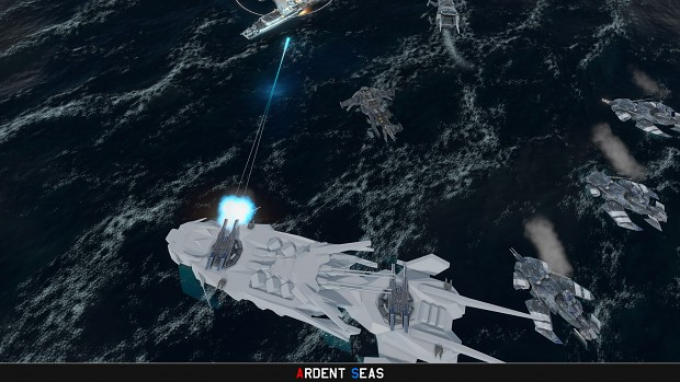 Work in Progress: Shaitan Battleship