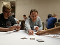 Play tests with card-based prototype