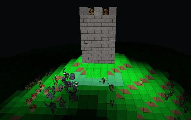 Lord of Dwarves Greenlit status update