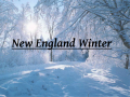 New England Winter: One Sucky Experience