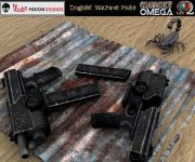 Dogbite Machine Pistol