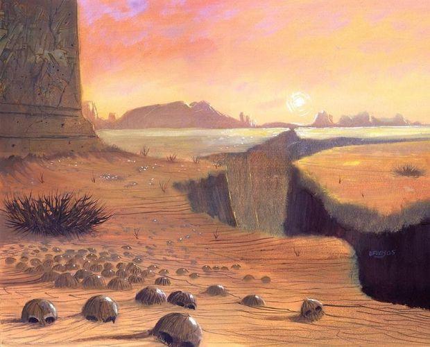 Valley of the Skulls