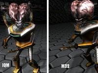 IQM vs MD2