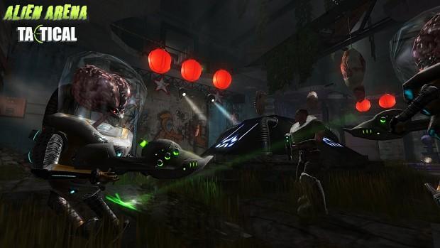 Alien Arena Tactical