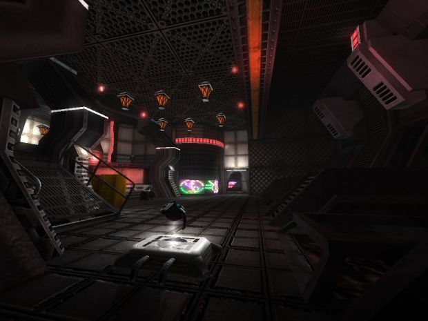 Ctf-Oblivion, base area