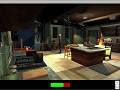 Hide & Shriek Mansion: Hallway and Kitchen Test
