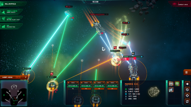 Starfall Tactics Gameplay Screenshots