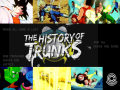 Dragon Ball Z: History of Trunks - The game