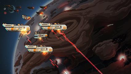 Planetary Bombardment