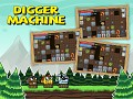 Digger Machine - dig and find minerals