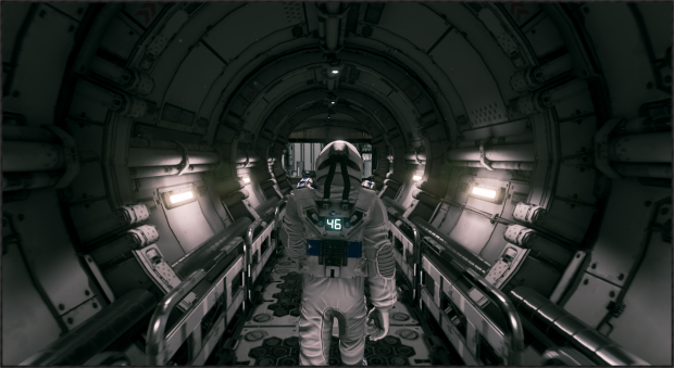 Deliver Us The Moon - Space Station Airlock