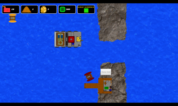 How To Build A Dredge In Gold Rush The Game