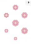 Sprite sheet : Flower chain 1