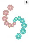 Sprite sheet : Flower chain 2