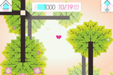 Butterfly, User Interface round 1, in-game view