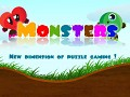 Monsters - Very Quick and Joyfull Puzzle Game