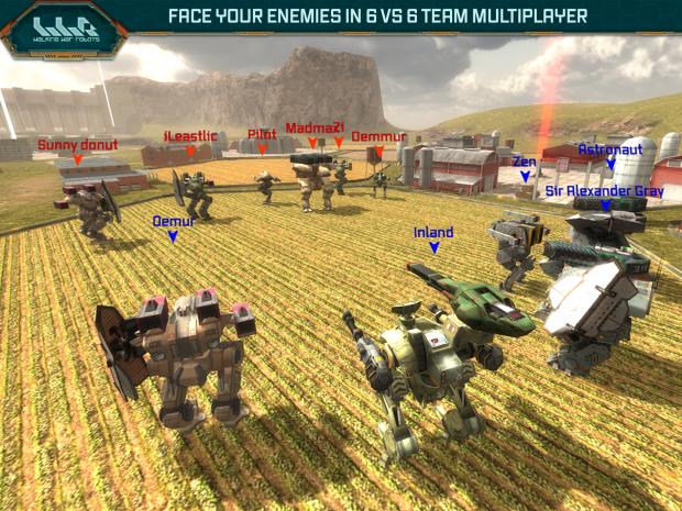 Walking War Robots image - Mod DB