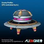UFO Model